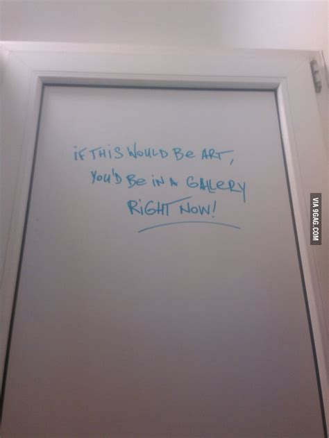 Bathroom Wisdom 9gag