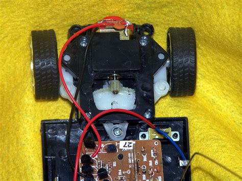 tinkering   rc car  tech dicoded
