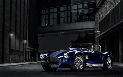 Cobra Shelby Wallpapers 4k Desktop Cars Classic