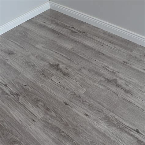 Grauer Boden by Varnished Grey Gloss Laminate Wood High Gloss Laminate