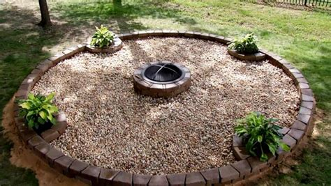 Backyard Fire Pit Design Ideas Hgtv