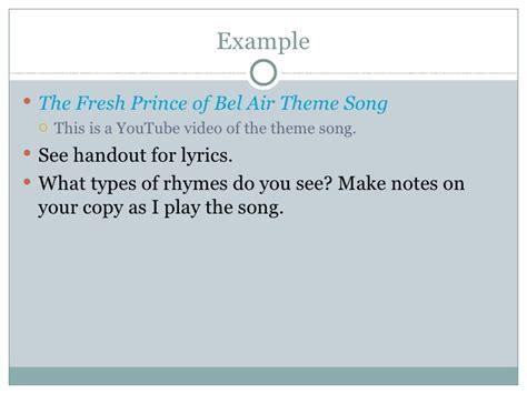 Cw Poetry Rhyme