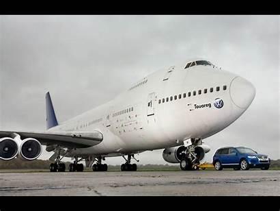 747 Boeing Touareg Jet Volkswagen Wallpapers Cool