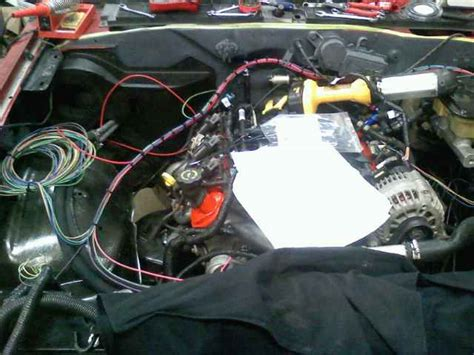 Correct Starter Charging System Wiring