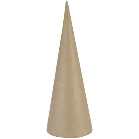 paper mache cone joann