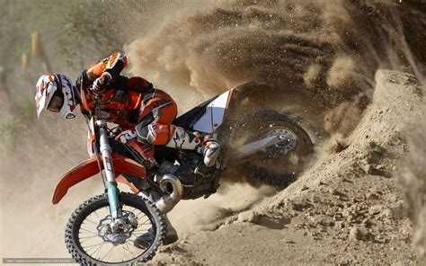 Download Wallpaper Ktm, Offroad, 250 Exc, 250 Exc 2010
