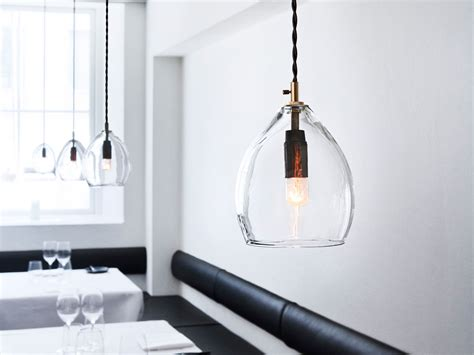 buy the northern lighting unika pendant light clear at
