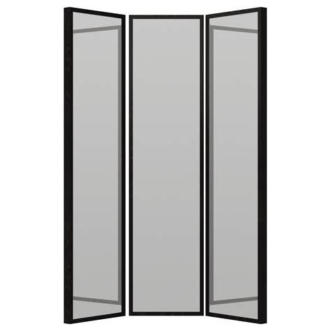 STAVE Mirror  blackbrown, 130x160 cm  IKEA Natasha's