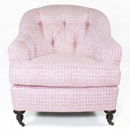 Small Scale Upholstered Living Room Chairs by Emory Chair Furbish Pink Chair Great Small Scale