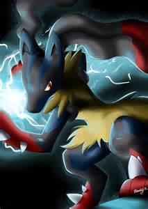 Pokemon Mega Lucario