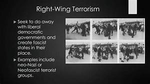 Terrorism in modern world and its influence on politics