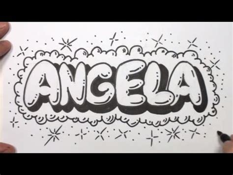 bubble letter video graffitistreet art pinterest