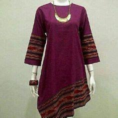 ready stock blouse bunga idr 125 000 bahan katun bangkok lingkar dada 102cm call wa