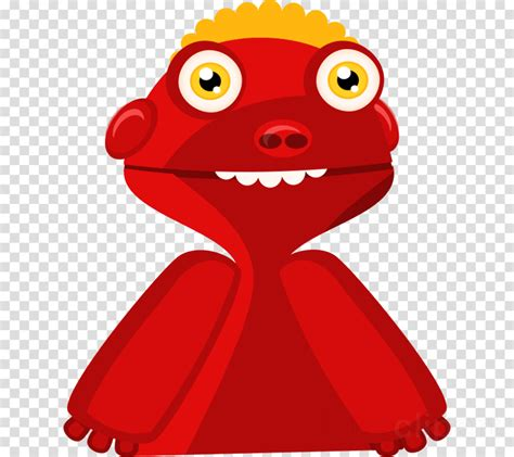 Download High Quality alien clipart red Transparent PNG ...