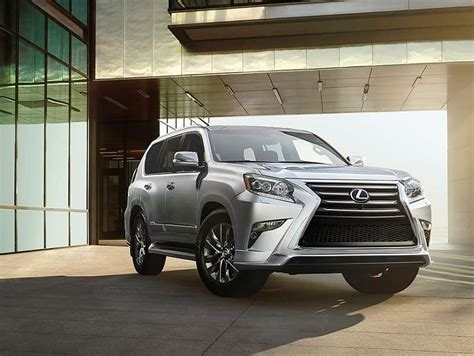 When Will 2020 Lexus Gx Be Released by When Will Lexus Redesign The Gx 460 2020 Release Date Next