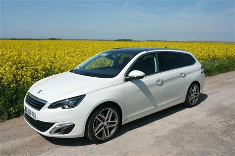peugeot  sw  road test road tests honest john