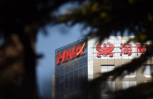 China's HNA Group Offers to Buy Singapore's CWT