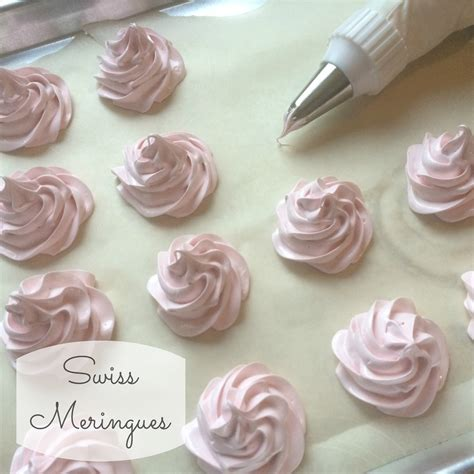 shades  pink swiss meringues   family  love