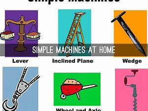 simple machines at home by sharpgal