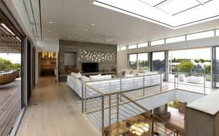 Home Interior Materials Deck Villa With Magnificent View Interiorzine