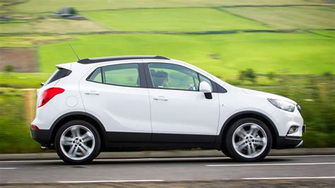 vauxhall colorado vauxhall mokka x 2017 review by car magazine