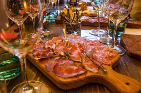 cuisine tours wine tasting at bibenda assisi