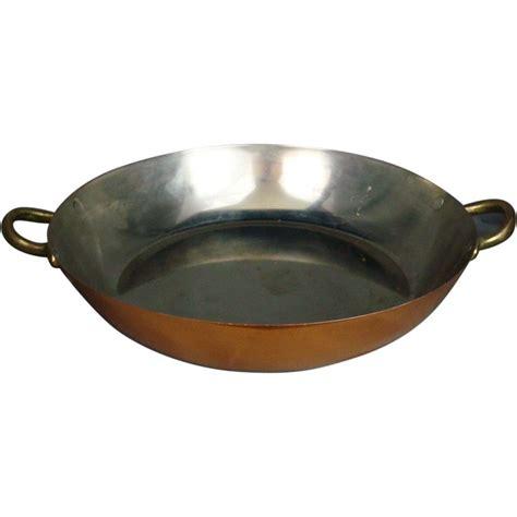 douro solid copper  saute pan benjamin  medwin