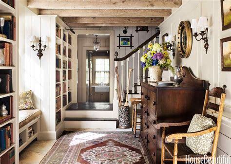 87+ English Farmhouse Interiors