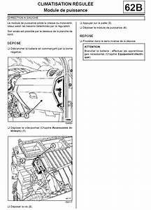 Reparation Ventilation Scenic 2 : remplacement module de puissance de chauffage clim auto sc nic ii renault m canique ~ Gottalentnigeria.com Avis de Voitures