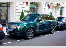 Holland & Holland Range Rover with individual colour Flickr