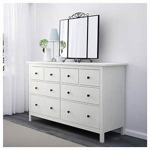 Ikea Hemnes Tagesbett : hemnes chest of 8 drawers white stain 160 x 96 cm ikea ~ Buech-reservation.com Haus und Dekorationen