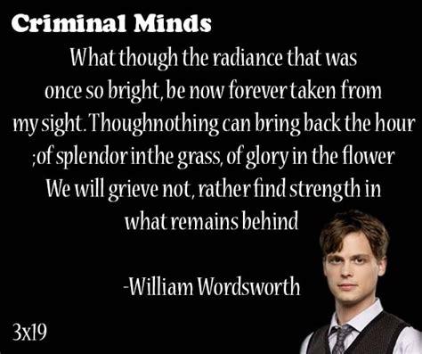 17 Best Images About Criminal Minds On Pinterest