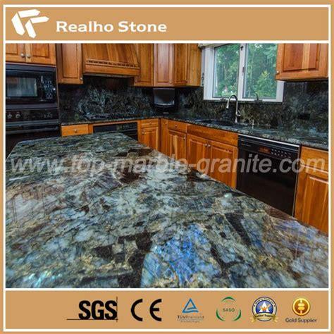 labradorite countertop cost a grade green labradorite blue granite slab for