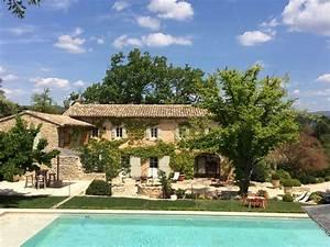 Un Mas En Provence : un joli mas de prestige en provence pour 10 personnes ~ Farleysfitness.com Idées de Décoration