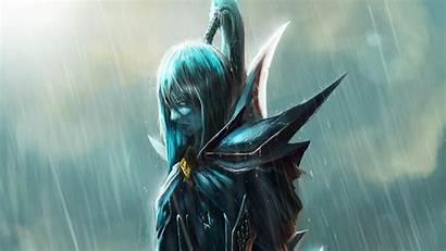 Dota Phantom Assassin Ninja Wallpapers Rain Desktop
