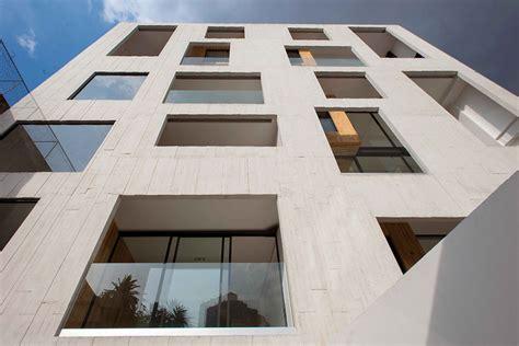 Beton Holz Fassade by Irregular Concrete Facades Amsterdam 169