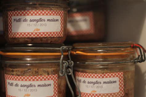 pate de foie de sanglier en bocaux p 226 t 233 de sanglier nos ptites recettes maison