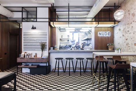 bar bureau coffee wine bar by form bureau moscow urdesignmag