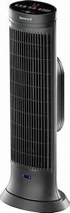 Honeywell Ceramic Tower Heater Slate Gray Hce323v