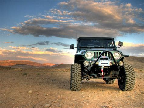 Jeep Backgrounds by Jeep Wrangler Rubicion Th Anniversary Edition