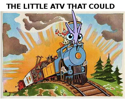 The Little Atv That Could