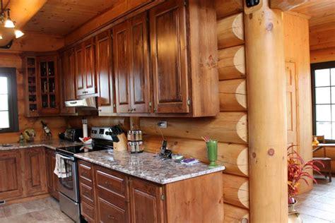 cuisine maison bois galerie de photos de chalets et maisons en bois ronds