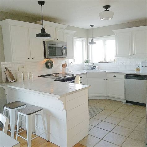 Sherwin Williams Intellectual Gray Kitchen - Interiors By