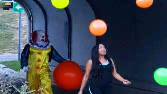Purge Mask Halloween City by Killer Clown Halloween Prank Youtube
