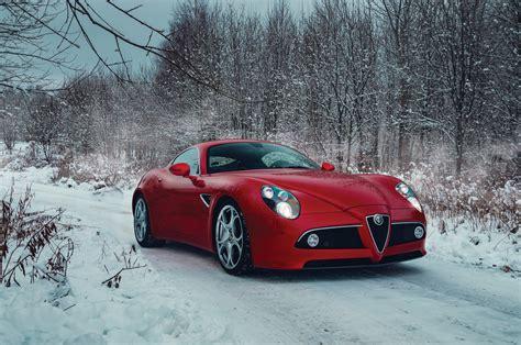 Alfa Romeo 8c Competizione Is Still Gorgeous A Decade