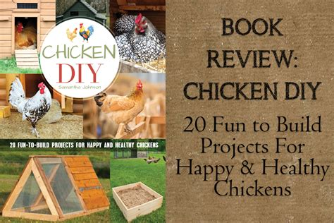 Chicken Diy 20 Funtomake Projects For Happy And Healthy