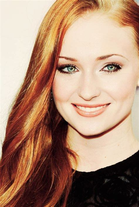 89 Best Sophie Turner Images On Pinterest Redheads