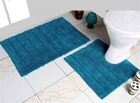Bathroom Mat Set by Bath Mats Non Slip Luxury Cotton Bathroom Accessories
