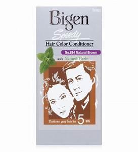 Bigen Speedy Hair Color No 884 Natural Brown By Bigen