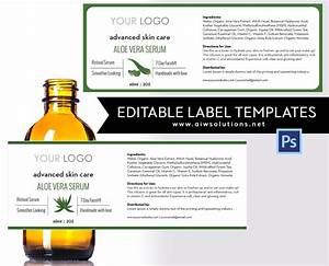 beard oil label id26 aiwsolutions With cosmetic label design template